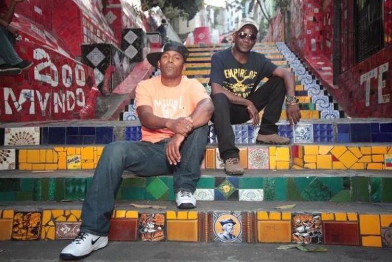 MC Cidinho and MC Doca, Brazil