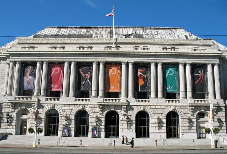 San Francisco War Memorial Opera House