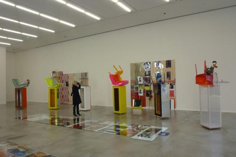 Isa Genzken: Retrospective at the Museum of Modern Art