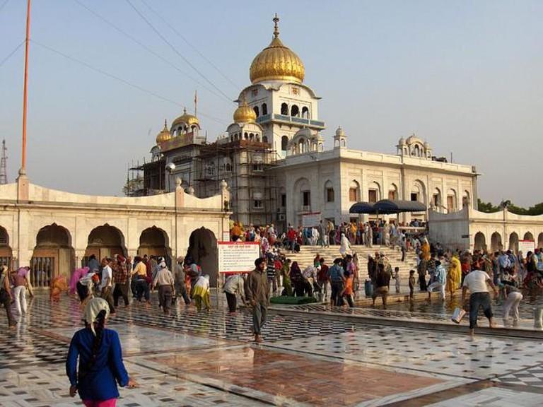 Bangla Sahib, New Delhi, India