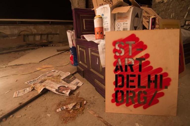St. ART Delhi, India