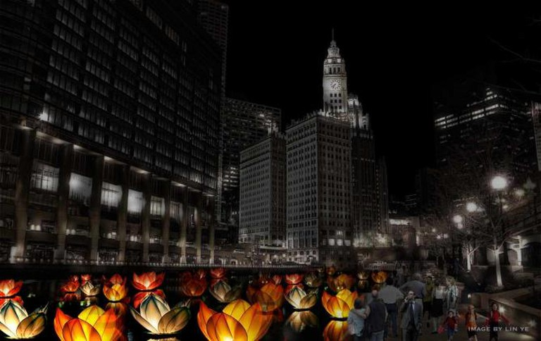 Great Chicago Fire Festival 2014