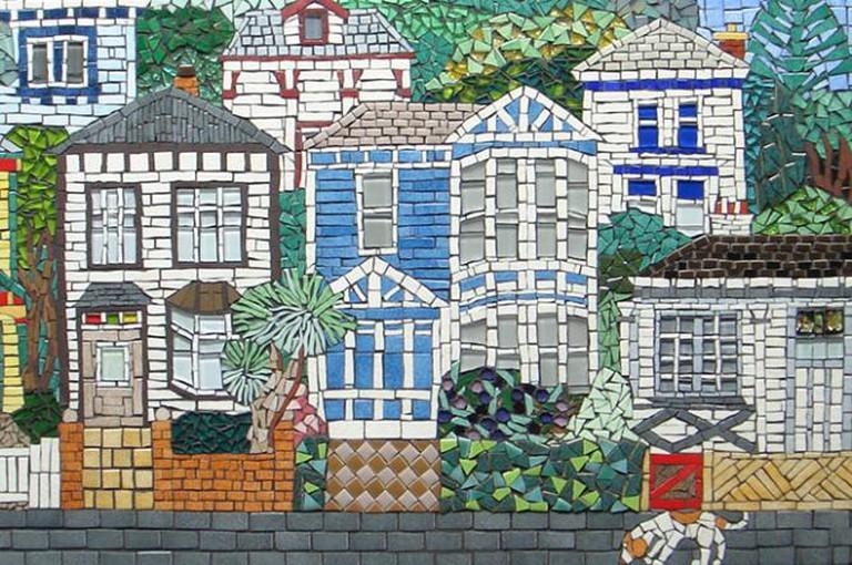 Pataka Art Museum_Magic of Mosaic exhibition
