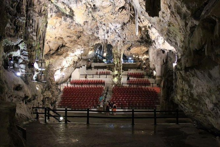 Saint Michael's Cave