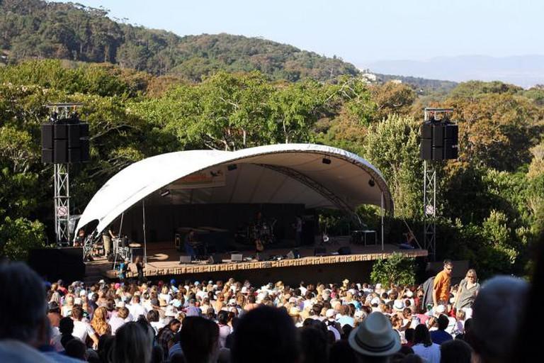 Kirstenbsoch Summer Concerts