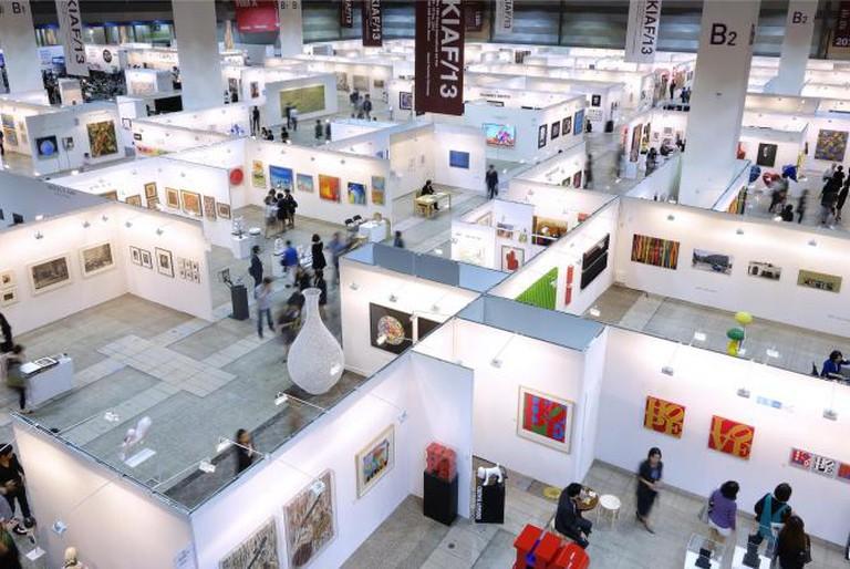 © Korea International Art Fair