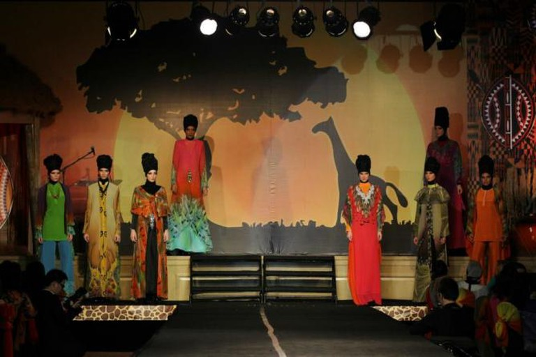 Islamic Fashion Festival Collection   © Jarumas/Nor Aini Shariff