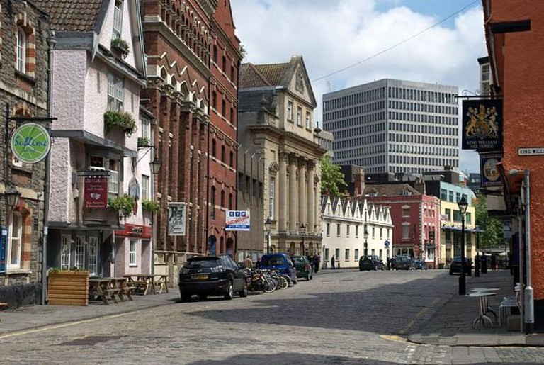 King Street, Bristol, England