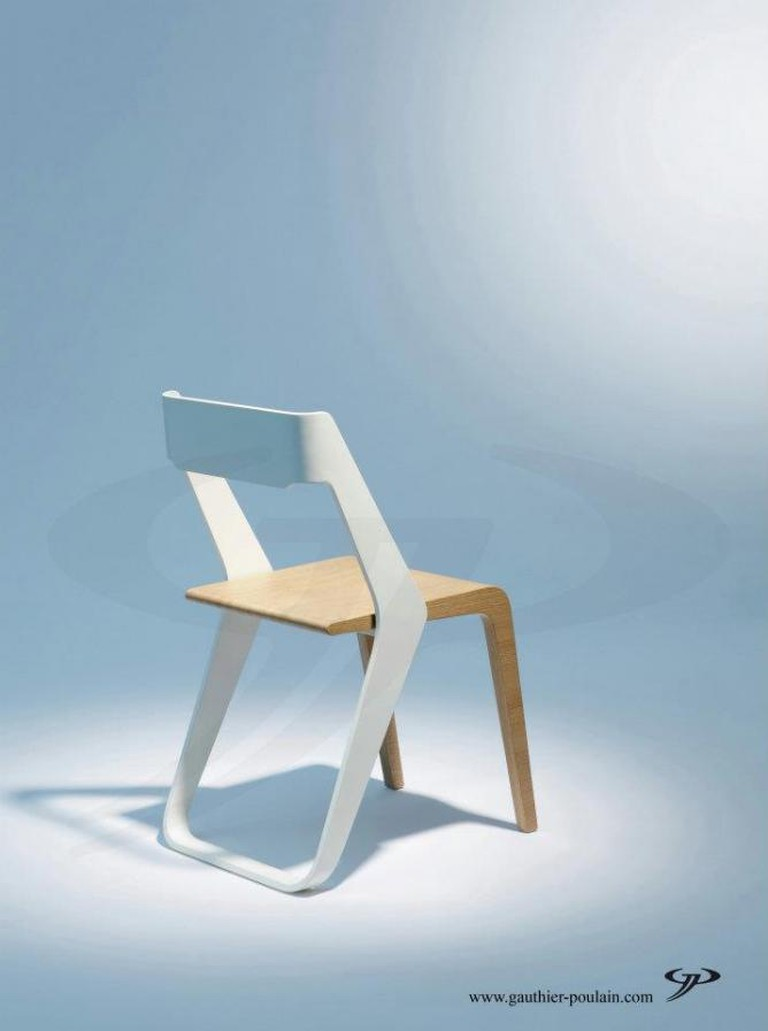 Gauthier Poulain_Ruban chair