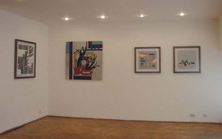 Remont Gallery, Zolt Kovac Exhibition 2012