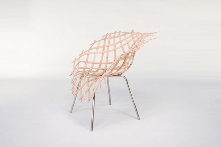 'Air' Chair by Pinwu