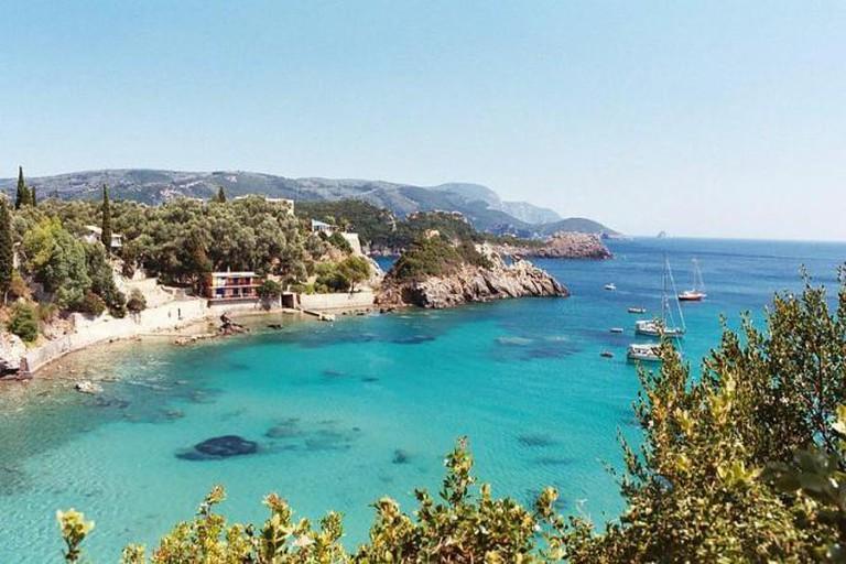 Corfu, Greece 2003