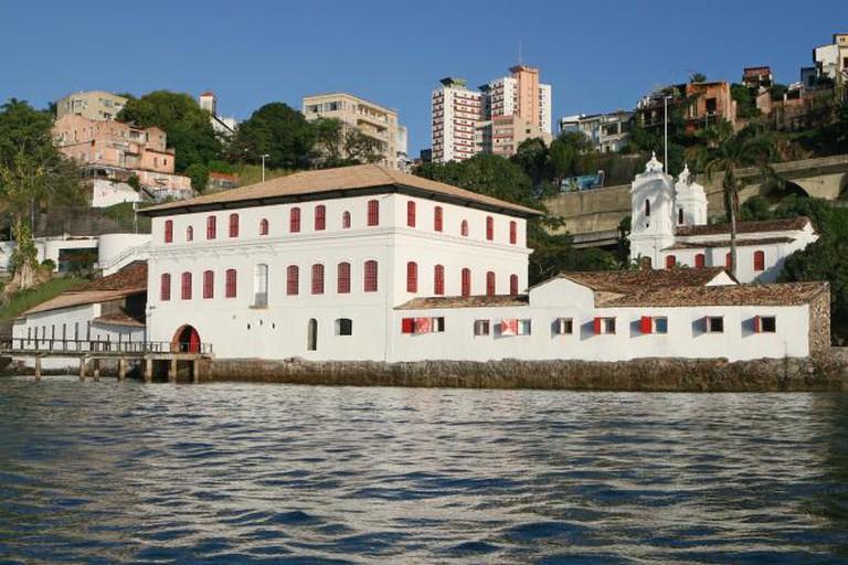 Image courtesy of Museu de Arte Moderna da Bahia