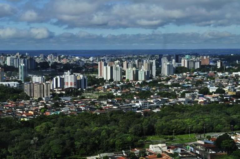 Manaus Aerial View