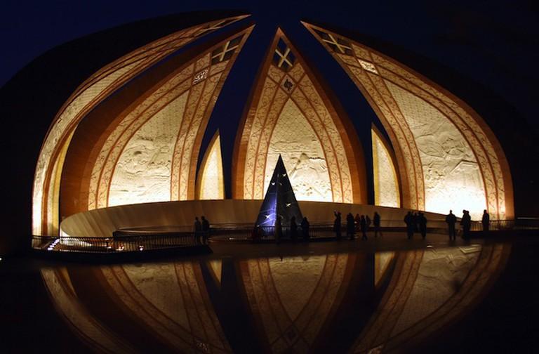 Pakistan Monument   © Muzaffar Bukhari/Flickr