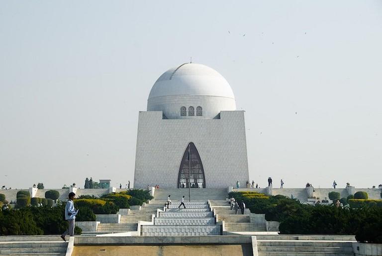 Tomb of Muhammad Ali Jinnah (Mazar-e-Quaid)