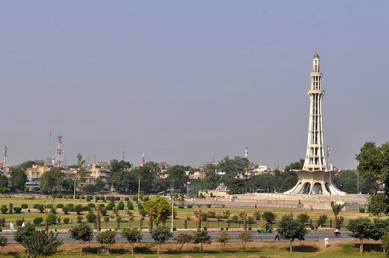 Minar-e-Pakistan   © Irfan0552007/WikiCommons