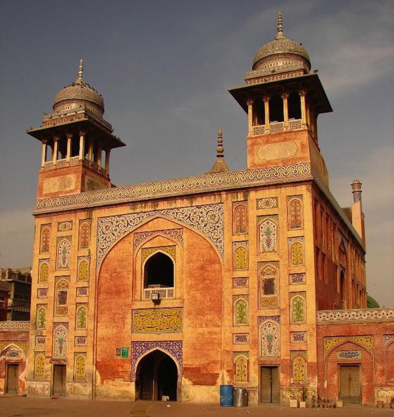 Wazir Khan Mosque   © Usman Ahmed/Flickr