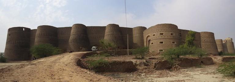 Derawar Fort   © Khalid Mir/Flickr