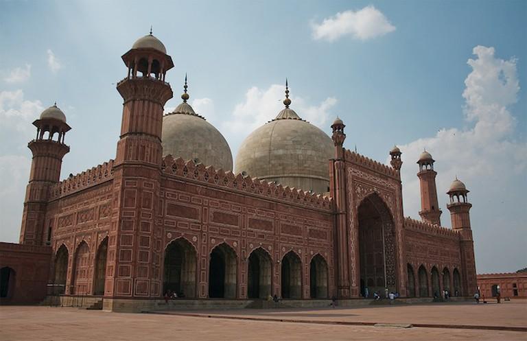 Badshahi Mosque   © lukexmartin/Flickr