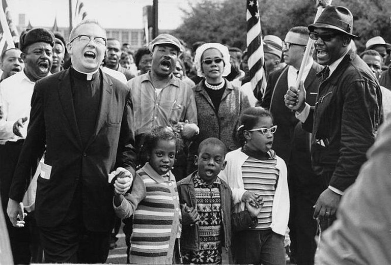 SELMA TO MONTGOMERY MARCH for the RIGHT TO VOTE