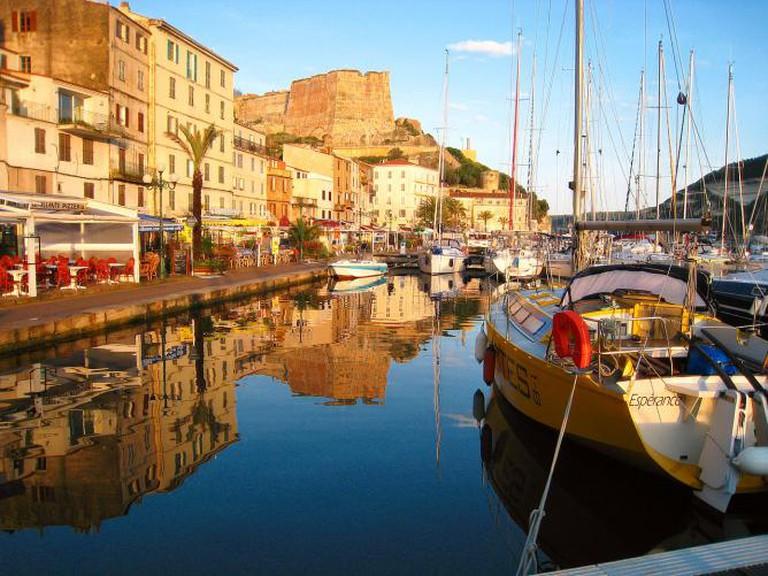 Fazzio, Corsica