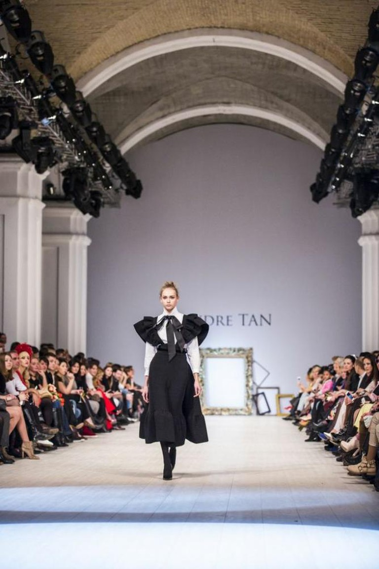 Andre Tan FALL/WINTER 2014/15 Collection