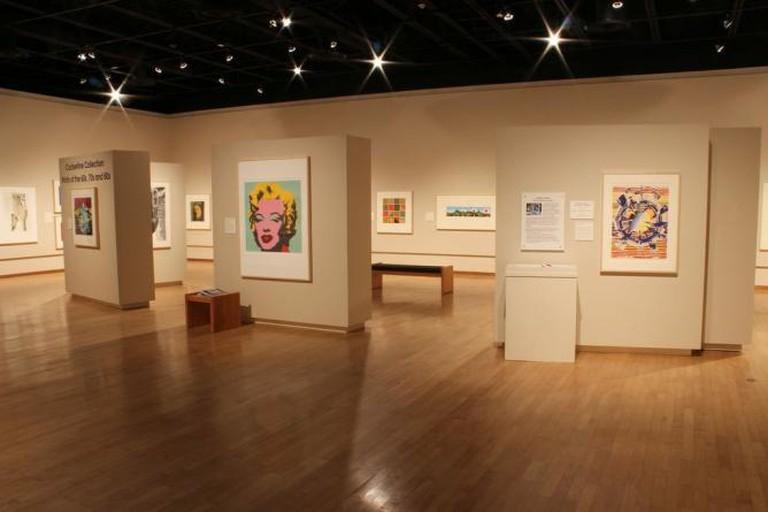 Cockerline Collection, South Dakota Art Museum