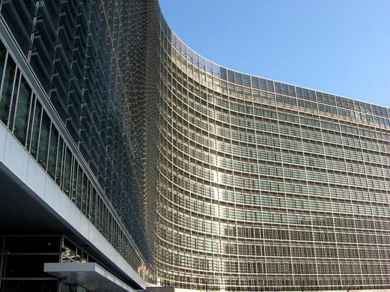 Brussels: Berlaymont Building