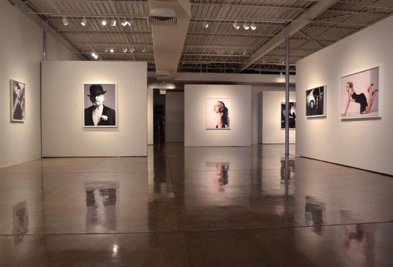 Exposed (2013) exhibition by Bryan Adams / image courtesy of Oklahoma Contemporary Arts Center