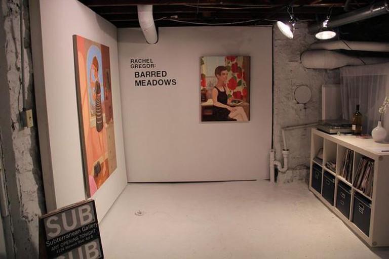 Subterranean Gallery