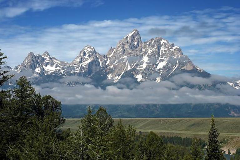 Wyoming Mountains | © FlashBuddy/Pixabay