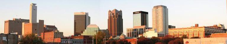 Birmingham skyline, Alabama