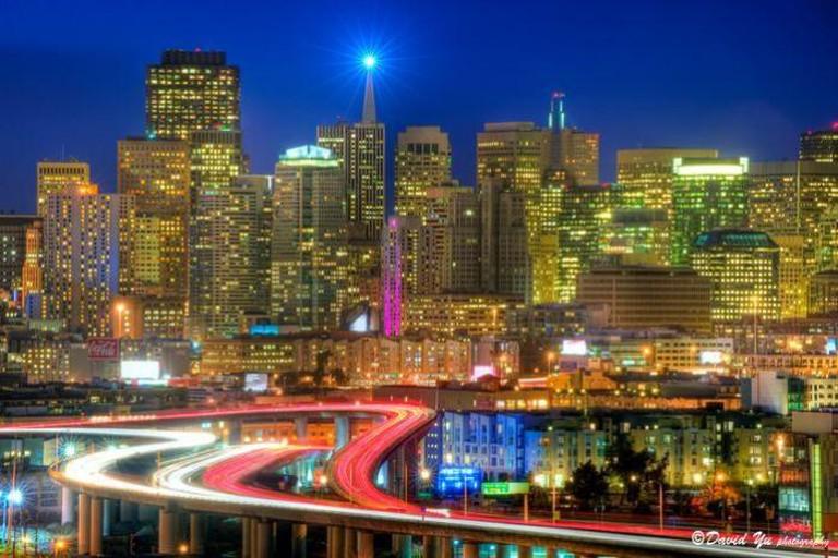 Downtown Cityscape San Francisco