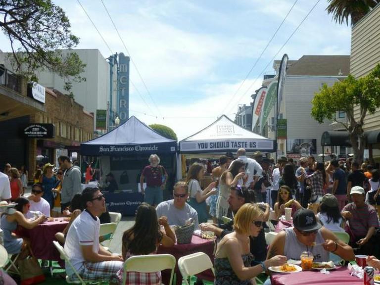 San Francisco's Union Street Festival