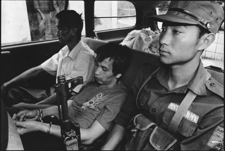 No.5 Arrest Lu Nan