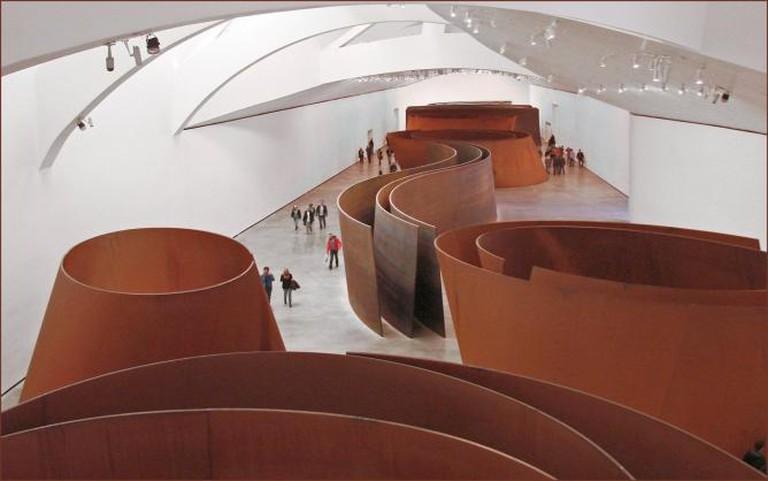 Richard Serra, The Matter of Time