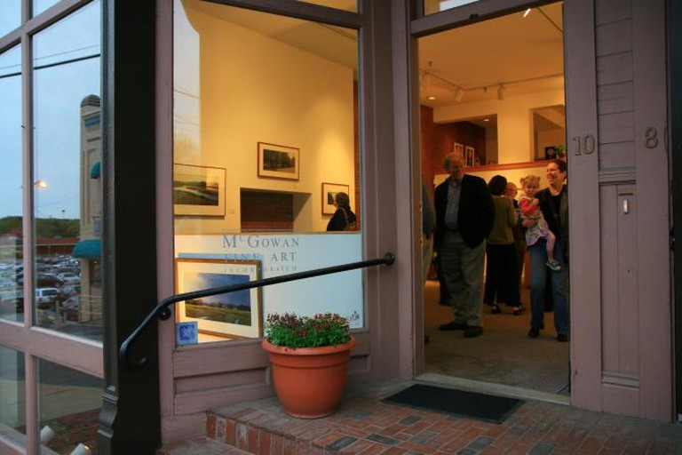 McGowen Fine Art, The Culture Trip