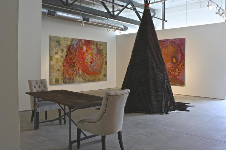 The Butcher's Daughter Gallery