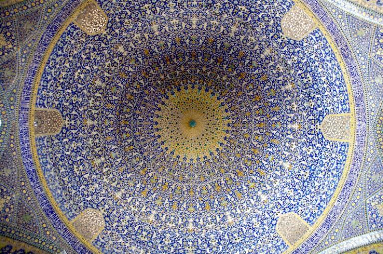 Imam Mosque (Masjed-e Imam, Esfahan, Iran   © Nick Taylor/ WikiCommons