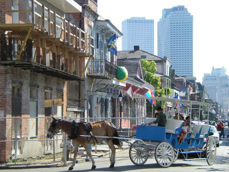 French Quarter in NO