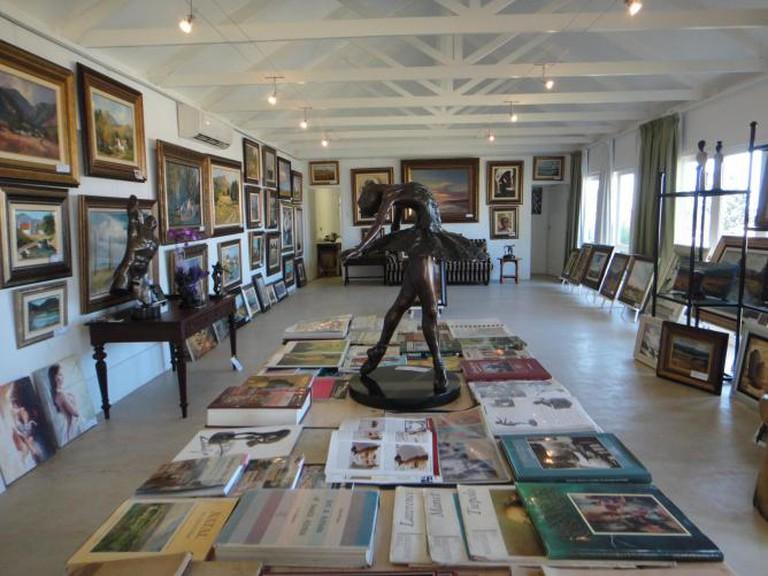 Dodds Gallery.