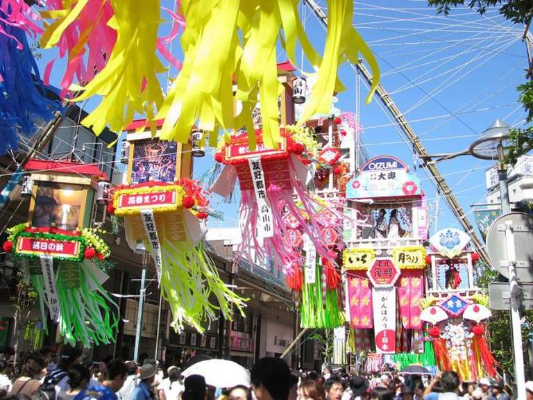Asagaya Tanabata Matsuri