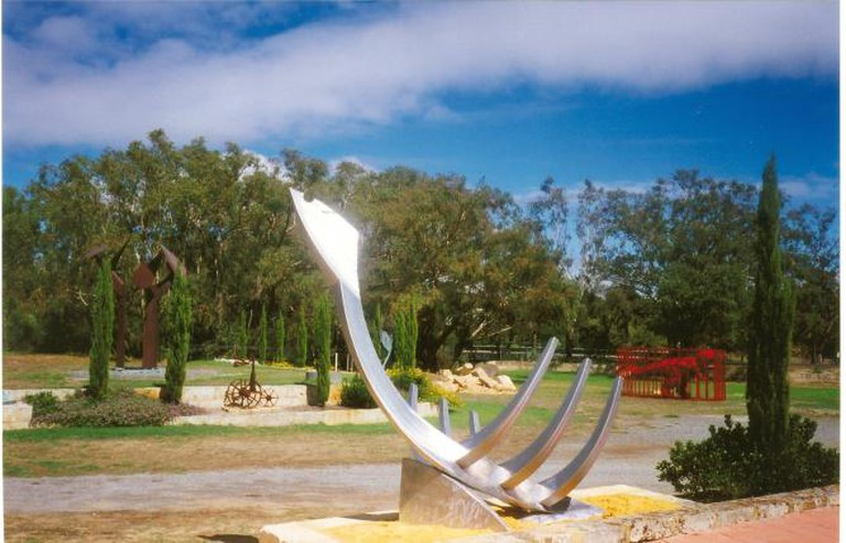 Gomboc Gallery Sculpture Park
