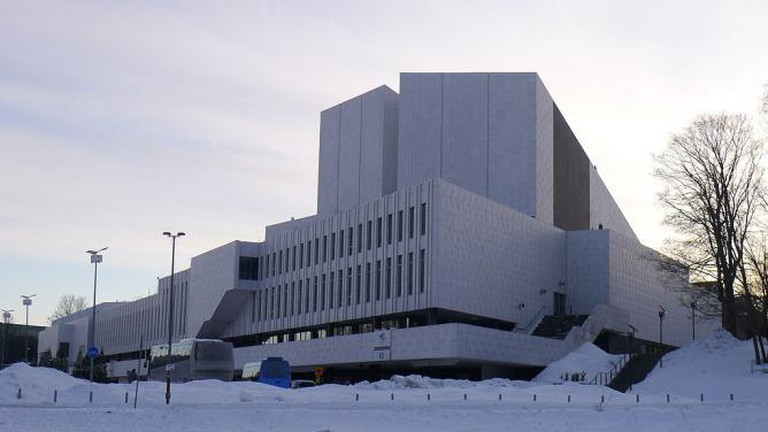 Aalto Finlandia Hall