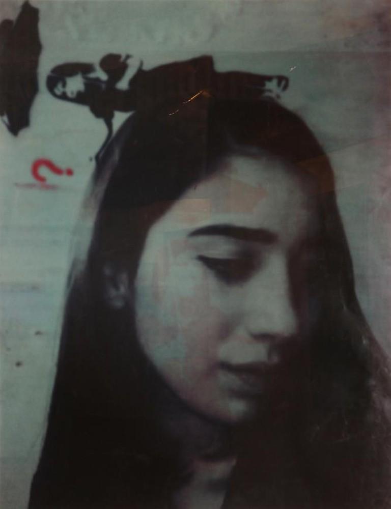 Salameh Nematt, 'Mother and Child'