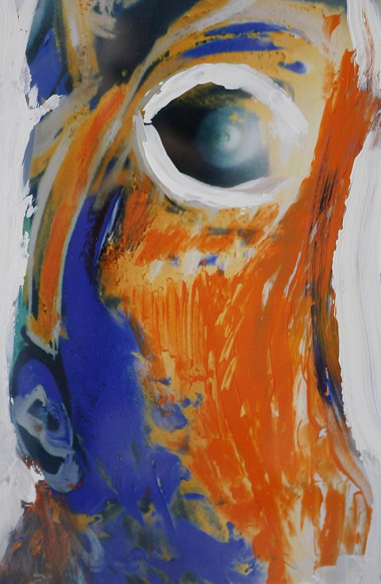 Salameh Nematt, 'Nude 6'. Courtesy the artist.