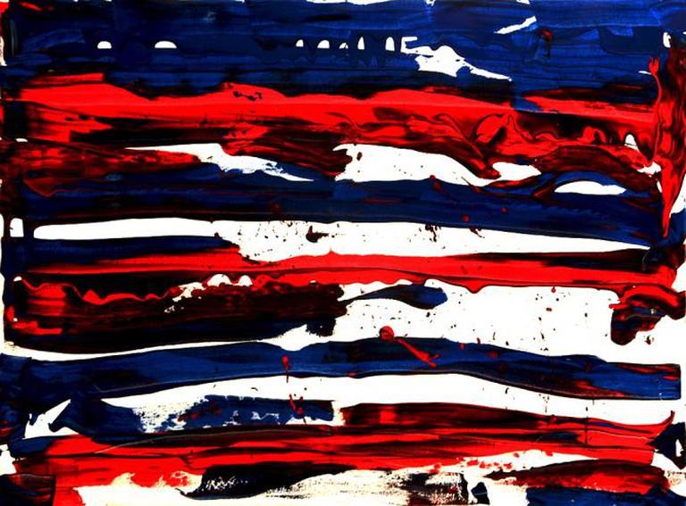 Salameh Nematt, 'American Dream'. Courtesy the artist.