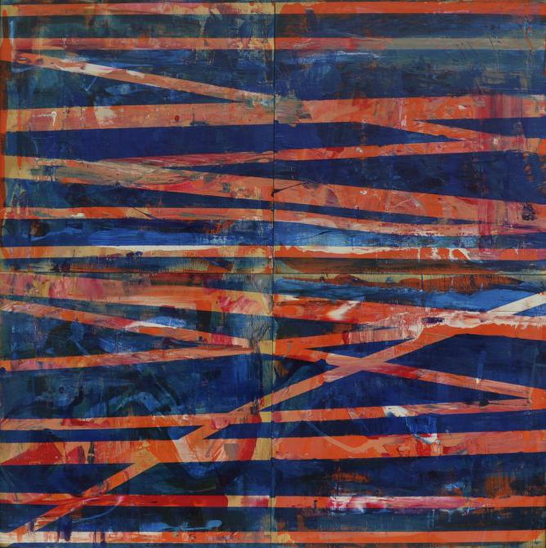 Salameh Nematt, 'Flags'. Courtesy the artist.