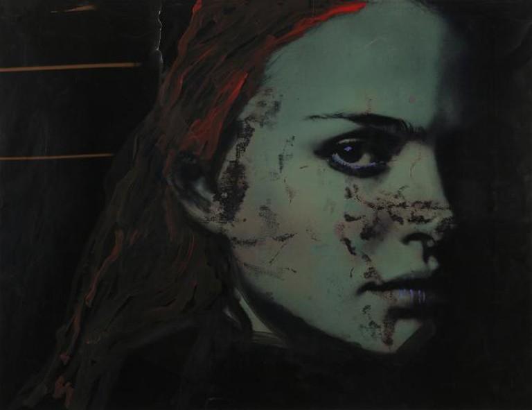 Salameh Nematt, Untitled 3. Courtesy the artist.